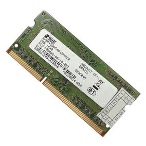 Memoria Ram Notebook Cce Win U25b Ddr3 2gb 1333mhz Novo