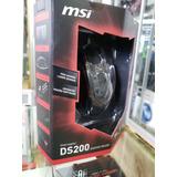 Mouse Gamer Msi Interceptor Ds200 Envio Gratis