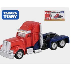 Transformers - Optimus Prime - 1:64 Takara Tomy Tomica 7,5cm