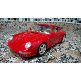 Porsche Carrera 911 1993 Burago 1/18