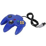 Juego Joystick Controlador Para Nintendo 64 N64 Sistema Dee