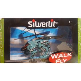 Silverlit Helicoptero Radio Control Heli Robot