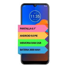 Celular Motorola Moto E6 Plus 32gb 2gb Garantia Oficial 12c