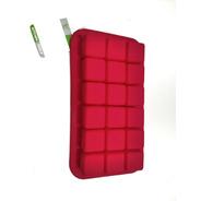 Cubetera Silicona Molde Para 18 Cubitos Cuadrados