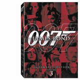 Box Dvd James Bond 007 - Ultimate Collection - ( 10 Dvds)