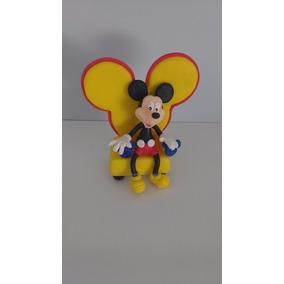 Adorno Torta Mickey Mouse Porcelana Fria