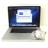 Apple Macbook Pro 15 2.2ghz Intel Core I7
