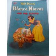 Libro Antiguo 1953 Para Iluminar Blanca Nieves Novaro