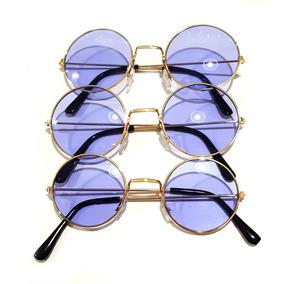 Oculos Hippie Preto - Brinquedos e Hobbies no Mercado Livre Brasil 6f12d3689e