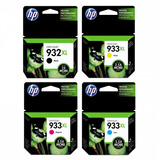 Cartucho Hp 932 933 Xl Negro Color Combo 7110 7610 7612