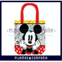 Bolso Oferta Disney Playa Niños Viaje Escolar Minnie Mickey