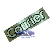 Logotipo Tampa Traseira Original Courier 2000 A 2002