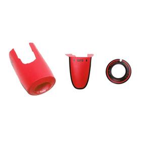 Loro Pf070114 Drone Bebop Epp Nariz, Color Rojo