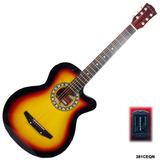 Guitarra Electroacústica Danwood 38 Pulgadas Audiomex