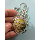 Trafalgar Law Dije Collar Colgante One Piece Gastovic Store