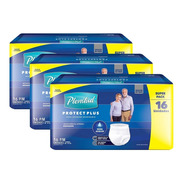 Plenitud Protect Plus Ropa Interior X 16 Pack X 3