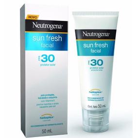 Protetor Solar Facial Neutrogena Sun Fresh Fps 30 - 50ml