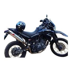 Escape Ponteira Dupla Esportiva Xt 660 Sfx Parts Motocross