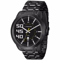 Relógio Lince Masculino Orient Mrn4269s Calendário Wr 50m --