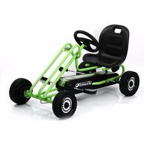 Go Kart Carro D Pedales 4 Ruedas Para Niños Tipo Buggy Juego