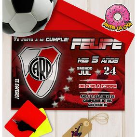 90d0ac004 River Plate 77 - Souvenirs para Cumpleaños Infantiles en Mercado ...