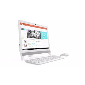 Computadora Escritorio Lenovo 310 Disco 1tb 4gb Ram Blanca