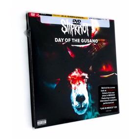 Cd + Dvd Slipknot Day Of The Gusano 2017 Importado Lacrado