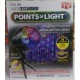 Proyector Navideño De Luz Led Points Of Light 114 Efectos