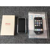Apple Iphone 2g Original Libre Caja Apple Care Case Belkin