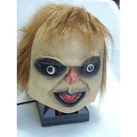 Mascara Chucky Macabro Brinquedo Assassino Noiva