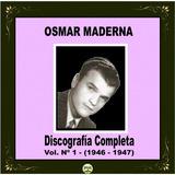 Cd Tango Osmar Maderna Obra Completa Vol 1 Al 3