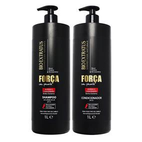 Bio Extratus Força Pimenta Shampoo E Condicionador Cresce