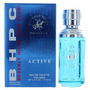 Perfume Beverly Hills Polo Club Activo Edt Spray 3.4 Onzas
