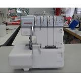 Janome 1210 Dx Overlock Semi Industrial ** Gtia 36 Meses