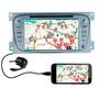 Multimídia Focus 09-13 Gps Dvd Tv Bluetooth Cam Ré