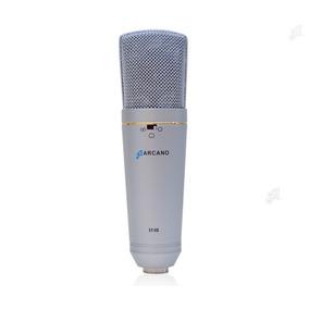 Fg Microfone Para Estudio St02 Baseado No Behringer B2 Pro