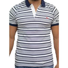 Camisa Gola Polo Lacoste Emborrachada Serie Especial