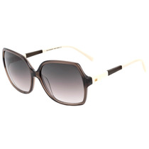 Ana Hickmann Ah 9162 - Óculos De Sol B02 Marrom Translúcido