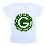 Camiseta Infantil - Goias Reef34