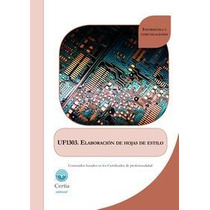 Uf1303 Elaboración De Hojas De Estilo; Enrique Envío Gratis