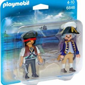 Playmobil Blister 2017 Piratas Españoles Medievales Hadas
