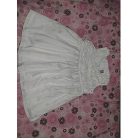 Vestido De Bebe Niña Marca Carters Talla 6 Meses