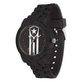 Relógio Masculino Technos Botafogo Analógico Bot2036aa/8p