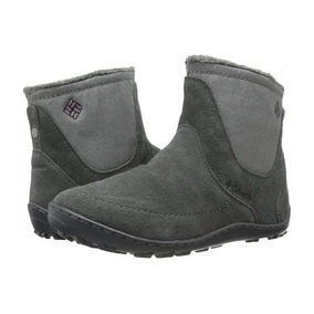 Botas,columbia Minx Nocca Slip Boots,talla 6,5 Us,girs,nueva