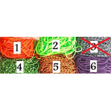 Promo!!!! Paracord 550 (tipo 3) 7 Hilos, Made In Usa
