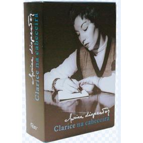 Box Clarice Lispector - Na Cabeceira 4 Livros Box Frete 10rs