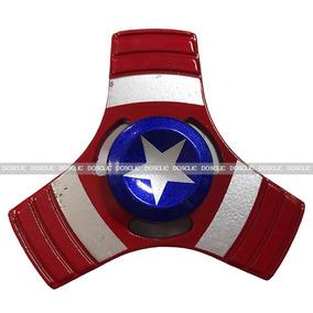 Fidget Spinners Metalico De Capital America
