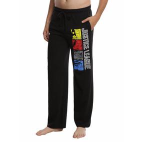 Lounge Pijama Pants Justice League Dc Comics Hot Topic