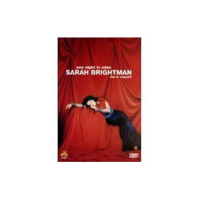 Brightman Sarah One Night In Eden Dvd Nuevo