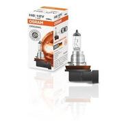 Lampada H8 Osram 12v 35w Original Luz Farol Fabrica Alemanha
